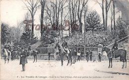 (87) Les Troubles De Limoges - Coin De La Place D' Orsay D' Où Sont Parties Les Fusillades - 17 Avril 1905 - 2 SCANS - Limoges