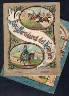 XRARE 1888 Antique Original Children Book Horse & Dogs Emrik & Binger Harlem Lit - Books, Magazines, Comics