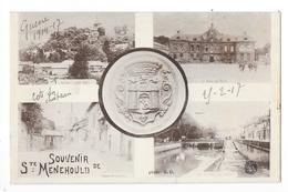 Souvenir De Ste MENEHOULD  (cpa 51) -     - L 1 - Sainte-Menehould