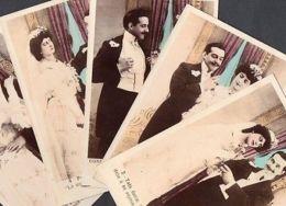 Marriage Wedding Bride 1910 Photo Postcard Lot SET Of 5 RPPC HUMOR - Photographs
