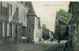 53 - MARTIGNE - Route De Mayenne - Altri Comuni