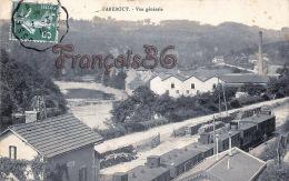 (87) Farebout - Vue Générale - 2 SCANS - France