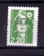 N* 552 NEUF** - St.Pierre Et Miquelon
