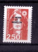 N* 553 NEUF** - St.Pierre Et Miquelon