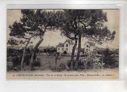 """CARNAC PLAGE - Vue Sur Le Bourg - Au Premier Plan Villa """" Jeanne D'Arc """" Et """" Emilia """" - Très Bon état - Carnac"""
