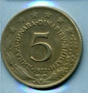 1972 5 DINARD - Yugoslavia