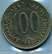 1986 100 DINARD - Yougoslavie