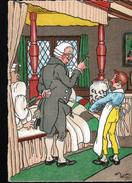BARRE DAYEZ, Illustrateur Harry Eliott, Thème Médecine, Pharmacie, Docteur, N°1506 C - Elliot