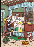 BARRE DAYEZ, Illustrateur Harry Eliott, Thème Médecine, Pharmacie, Docteur, N°1506 D - Elliot