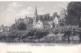 Montreux - Eglise Allemande - VD Vaud