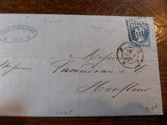 Liquidation Collection Paris Sur N°14 ,a Voir!! Nuance,et Variété.lettre J - 1853-1860 Napoléon III.