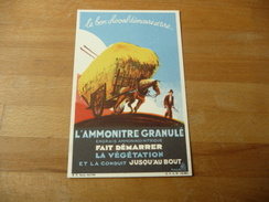 L Ammonitre Granulé Le Bon Cheval Démarre Et Titre - Otros