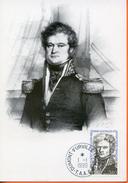 TAAF ; 1990 ;carte Maximum; Dumont D'Urville - Terres Australes Et Antarctiques Françaises (TAAF)