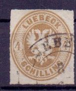 Lübeck Mi. 12 Gest. (€ 130,00) - Ansehen!!