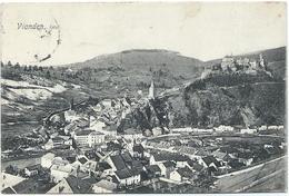 Vianden - Panorama (Kartonagen-Fabrik, Sulzbach) - Vianden