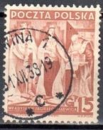 Poland 1938 20th Anniv. Of Poland's Independence - Mi. 333 - Used - 1919-1939 Republik