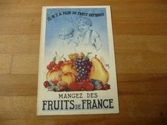 Manger Des Fruits De France Illustrateur Robert Rigol - Culturas