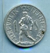 1957 1 SCHILLING - Autriche