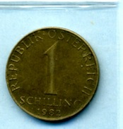 1973 1 SCHILLING - Autriche