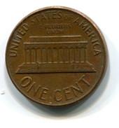 1966  USA 1c Coin - Émissions Fédérales
