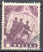 Poland 1938 Restoration Of The Teschen Territory - Mi. 330 - Used - 1919-1939 Republik