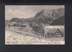 Schweiz AK Kurhaus Eigenthal Schwarzenberg 1904 - LU Lucerne