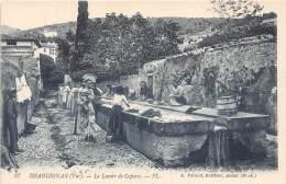 83 - VAR / Draguignan - Le Lavoir De Capesse - Beau Cliché Animé - Draguignan