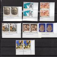 1992    La Macédoine, Yv.  1793 / 1799** En Paire, Cote 34 €, - Grèce
