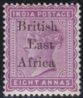 British East Africa     .      SG   .     57    .   *     .     Ongebruikt   .    /    .  Mint-hinged - Kenya, Uganda & Tanganyika