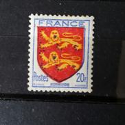 YT605 - Armoirie  Normandie- Neuf Charniere - Ongebruikt