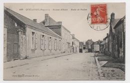 53 MAYENNE - QUELAINES Maison D'école, Route De Peuton - Other Municipalities