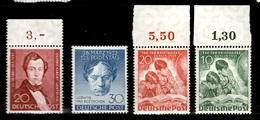 Berlin YT N° 60, 66/67 Et 73 Neufs ** MNH. TB. A Saisir!