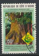 °°° COTE D'IVOIRE - Y&T N°900K - 1992 °°° - Costa De Marfil (1960-...)