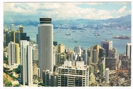 ASIA-1115   HONG KONG : The New Buildings Of Central And Wai Chai - China (Hong Kong)