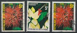 °°° COTE D'IVOIRE - Y&T N°523/24 - 1980 °°° - Costa D'Avorio (1960-...)