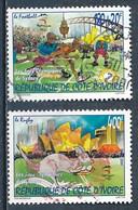 °°° COTE D'IVOIRE - Y&T N°1062 - 2000 °°° - Costa D'Avorio (1960-...)
