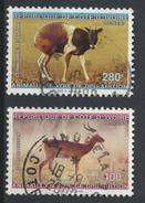 °°° COTE D'IVOIRE - Y&T N°993/94 - 1997 °°° - Costa D'Avorio (1960-...)