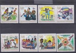 RWANDA   :  Yvert   493 à 500  Neuf XX - 1970-79: Neufs