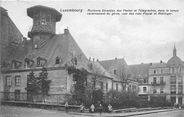 Luxembourg Ancienne Direction Postes