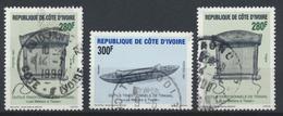 °°° COTE D'IVOIRE - Y&T N°990/91 - 1997 °°° - Costa D'Avorio (1960-...)