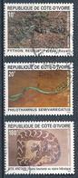 °°° COTE D'IVOIRE - Y&T N°943/44 - 1995 °°° - Costa D'Avorio (1960-...)