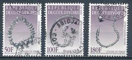 °°° COTE D'IVOIRE - Y&T N°984 - 1997 °°° - Costa D'Avorio (1960-...)