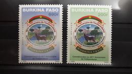 BURKINA FASO INDEPENDENCE WILD ANIMALS FAUNA 2008 - RARE - MNH ** - Burkina Faso (1984-...)