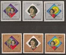 RWANDA 1973, Copernicus