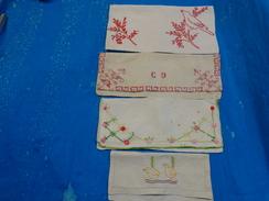 Lot De Porte Serviettes -enfant- Adulte - Vintage Clothes & Linen