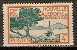 NOUVELLE  CALEDONIE     -  1928 .   Y&T N° 141 *. - New Caledonia