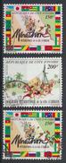 °°° COSTA D´AVORIO COTE D´IVOIRE - Y&T N°900A/B - 1992 °°° - Costa D'Avorio (1960-...)