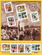 Bloc Un Siècle Démotions Et De Sports - Blocs Souvenir