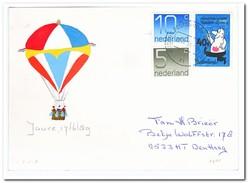 Ballonvaart Joure 17-06-1989 - Luchtballons