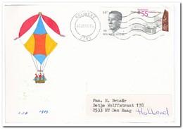 Ballonvaart Afstempeling Kruibeke 03.09.90.13h - Luchtballons